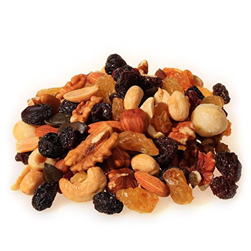 Nuts & Fruits Professoren-Mix (1000g) von Deliwelt