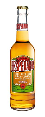 Desperados Tequila Beer - 24 x 330ml von Desperados