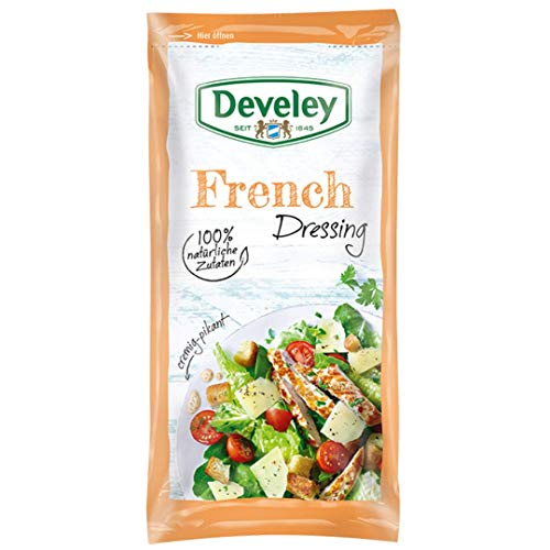 DEVELEY French Dressing, 14er Pack (14 x 75 ml) von Develey