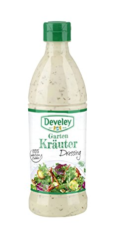 DEVELEY Kräuter Dressing, 6er Pack (6 x 500 ml) von Develey