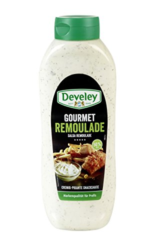 DEVELEY Remoulade 50%, 4er Pack (4 x 875 ml) von Develey