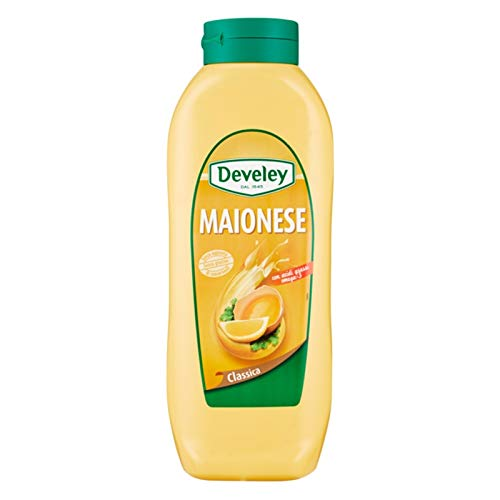 Develey Classic Mayonnaise 875 ml - Karton 8 Stück von Develey