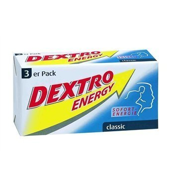 2x Dextro Energy Wrfel Classic (3er Pack) (German Import) by Dextro von Dextro Energy