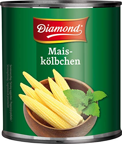 Diamond Maiskölbchen medium, 1er Pack (1 x 2.9 kg Packung) von Diamond