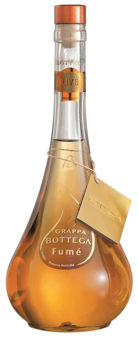 Bottega - Grappa Fume 0,7 l von Distilleria Bottega