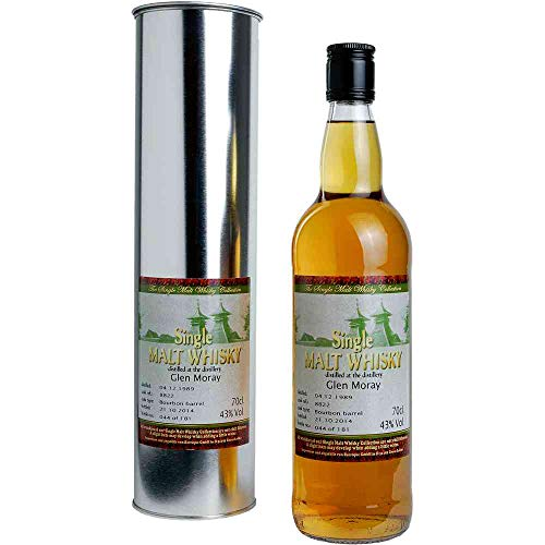 Whisky Glen Moray 1989 700ml 1989 Single Speyside Malt vegan Distillery Glen Moray Speyside 700ml-Fl von Distillery Glen Moray