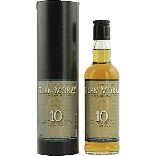 Whisky Glen Moray 2007 350ml 2007 Single Speyside Malt vegan Distillery Glen Moray Speyside 350ml-Fl von Distillery Glen Moray