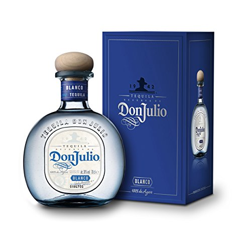 Don Julio Blanco Tequila (1 x 0.7 l) von Don Julio
