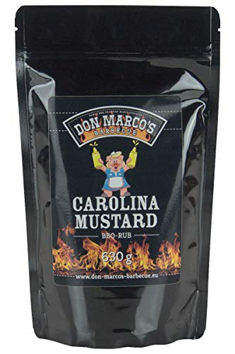 DON MARCO'S Carolina Mustard, 1er Pack (1 x 630 g) von Don Marcos