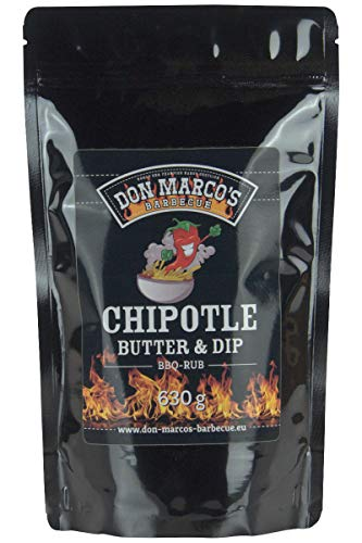 DON MARCO'S Chipotle Butter und Dip Seasoning, 1er Pack (1 x 630 g) von Don Marcos