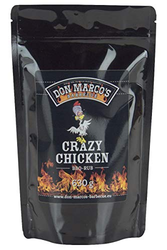 DON MARCO'S Crazy Chicken, 1er Pack (1 x 630 g) von Don Marcos