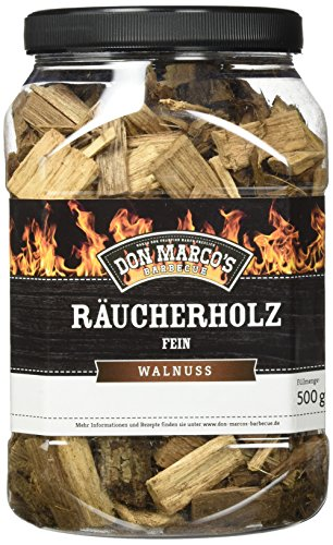 DON MARCO'S Walnuß fein, 1er Pack (1 x 500 g) von Don Marcos