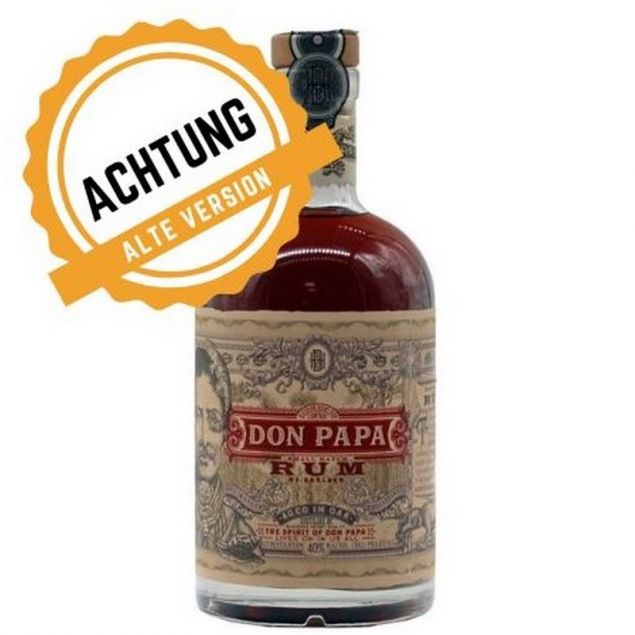 Don Papa Rum 0,7 L 40%vol von Don Papa