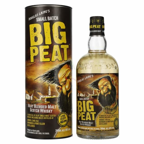 Douglas Laing BIG PEAT Islay Blended Malt 46,00% 0,70 lt. von Douglas Laing & Co.