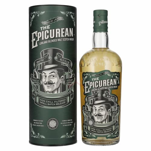 Douglas Laing The Epicurean Lowland Blended Malt Scotch Whisky 46,20% 0,70 Liter von Douglas Laing & Co.