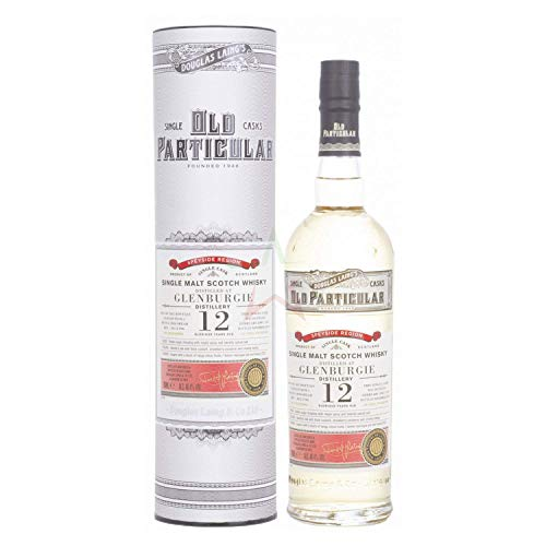 Douglas Laing & Co. GLENBURGIE Particular 12 Years Old Single Cask Malt Whisky (1 x 0.7 l) von Douglas Laing & Co.