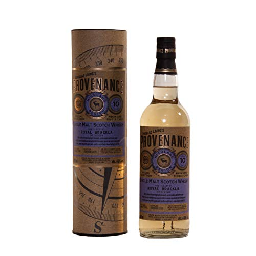Royal Brackla 10 Jahre Provenance - Schottland/Highlands von Douglas Laing & Co.