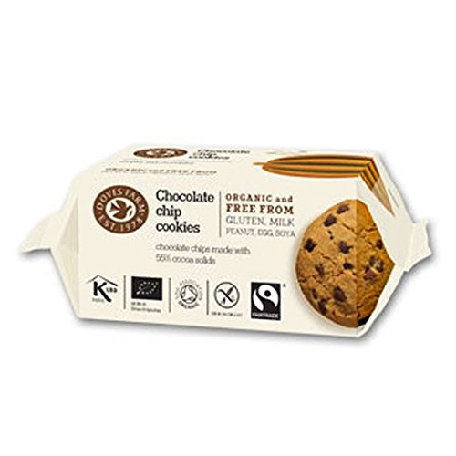 Doves Farm | Choc Chip Cookies | 1 X 180G von Dove
