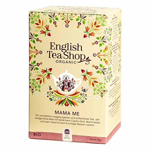 English Tea Shop - Mama Me, BIO Wellness-Tee, 20 Teebeutel von English Tea Shop