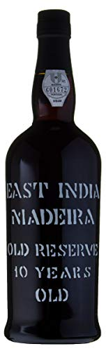 East India Madeira Old Reserve 10 Y.O. Fine Rich NV (1 x 750 ml) von East India