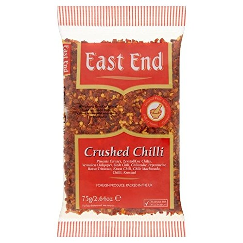 East End 75 g Chili Crushed Ice (2 Stück) von Eastend