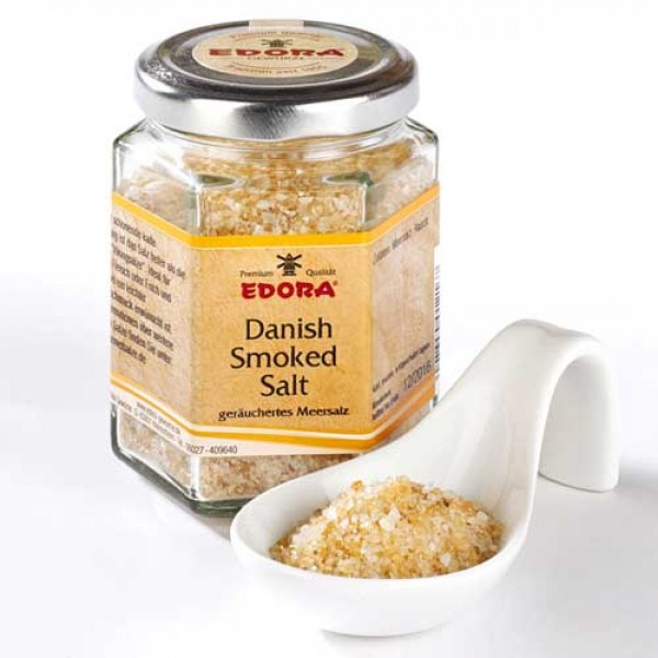 Danish Smoked Salt von Edora
