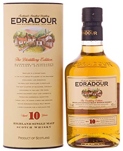 Edradour - Highland Single Malt Scotch Whisky 40% - 0,7l von Edradour