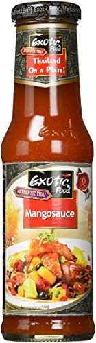 Exotic Food Mangosauce, 6er Pack (6 x 250 g) von Exotic Food