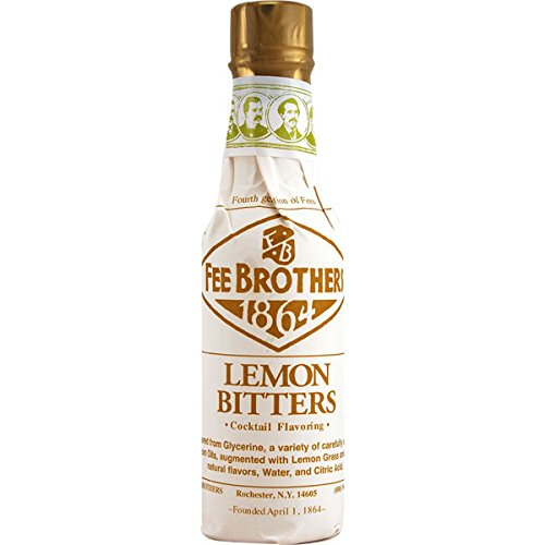 Fee Brother Lemon Bitters 45,9% - 150 ml von Fee Brothers
