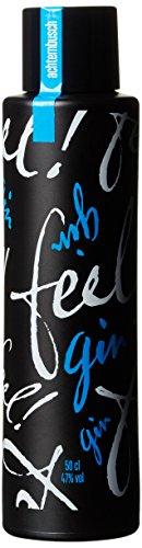 Feel! Munich Dry Gin Limited Black Edition - Bio - Sonderedition - Handmade(1 x 0.5 l) von Feel! Munich Dry Gin