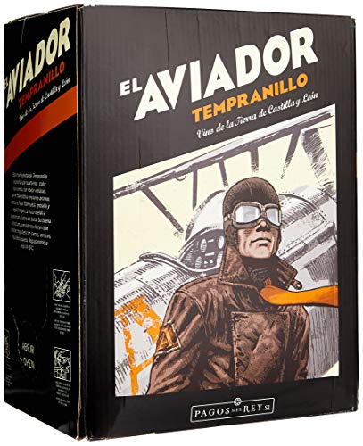 Felix Solis El Aviador Tempranillo trocken Bag-in-Box (1 x 5 l) von Felix Solis