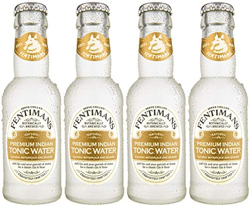 Fentimans Premium Indian Tonic Water 4 x 200ml von Fentimans