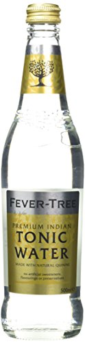Fever-Tree Indian Tonic Water 4x500ml von Fever-Tree Indian Tonic Water 4x500ml