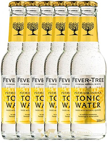Fever Tree Tonic Water 6 x 0,2 Liter von Fever Tree