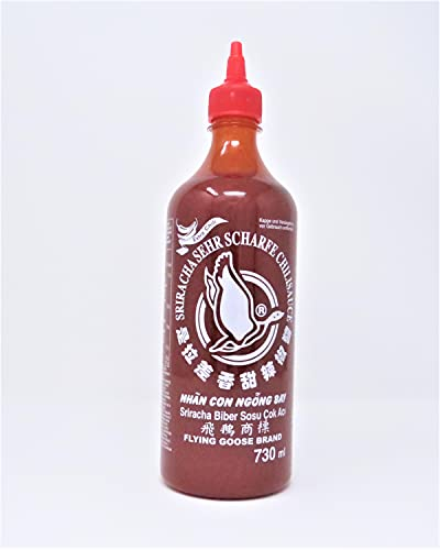 Chilisauce Sriracha - Flying Goose - 730ml von Flying Goose