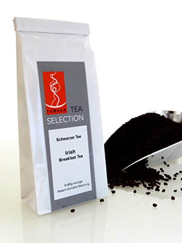 Fumaga Tea Selection - Schwarzer Tee Irish Breakfast Broken - 30 g/90 g/ 200 g von Fumaga