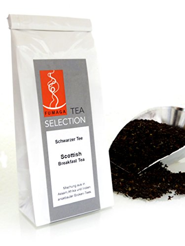 Fumaga Tea Selection - Schwarzer Tee Scottish Breakfast Broken - 30 g/90 g/ 200 g von Fumaga
