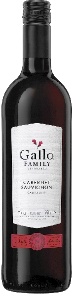 Gallo Family Vineyards Cabernet Sauvignon Jg. 2016 U.S.A. Kalifornien Gallo von Gallo