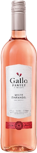 Gallo Family Vineyards White Zinfandel U.S.A. Kalifornien Gallo von Gallo