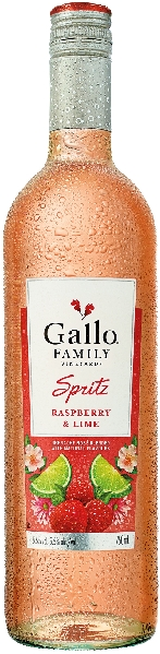 Gallo Spritz Himbeere Limette Jg. Weincocktail U.S.A. Kalifornien Gallo von Gallo
