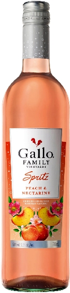 Gallo Spritz Pfirsich Nektraine Jg. Weincocktail U.S.A. Kalifornien Gallo von Gallo