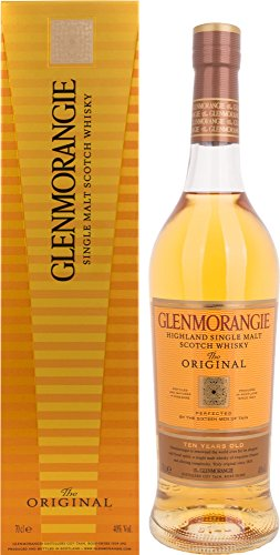 Glenmorangie Original 10 Years Old Ray of Light Edition + GB 40% Vol. 0,7 l von Glenmorangie