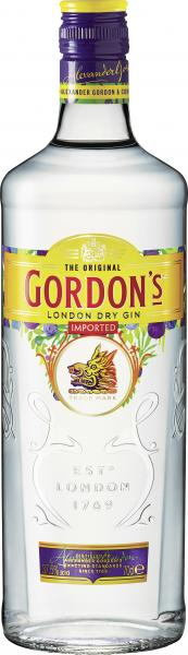 Gordon's London Dry Gin von Gordon's