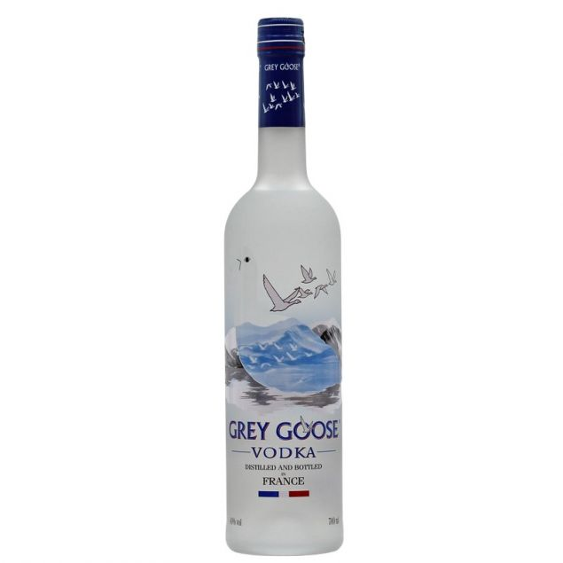 Grey Goose Vodka 0,7 L 40% vol von Grey Goose