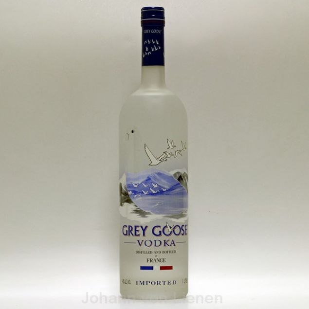 Grey Goose Vodka 1 L 40%vol von Grey Goose