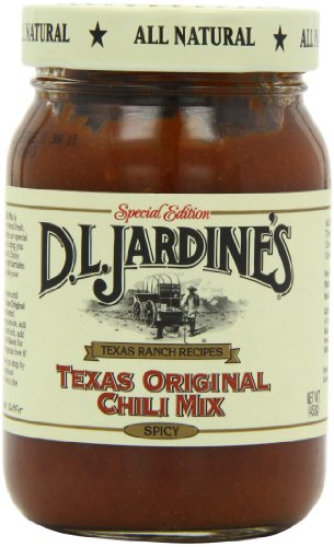 D. L. Jardine's All Natural Cowboy Spicy Chilli Mix 453 g (Pack of 3) von GroceryCentre