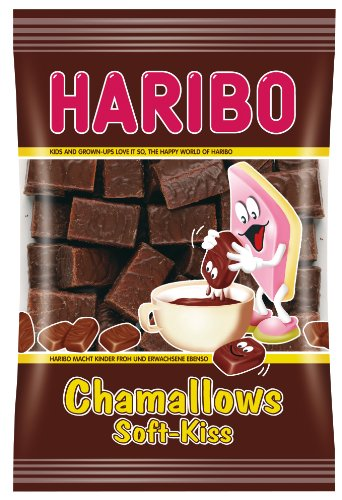 Haribo Chamallows Soft-Kiss von Haribo GmbH & Co.KG