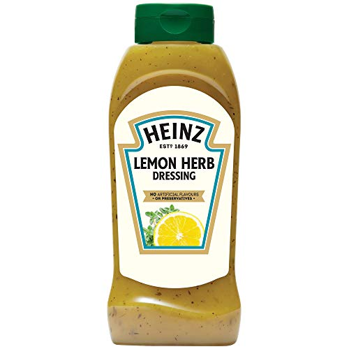 Heinz Lemon & Herb Dressing - Pack Size = 1x800ml von HEINZ
