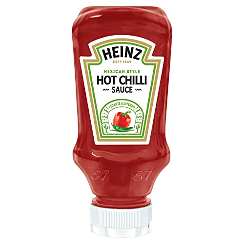 Heinz - Top Down Plastiksauce Top Down 220 Ml Hot Chili von Heinz