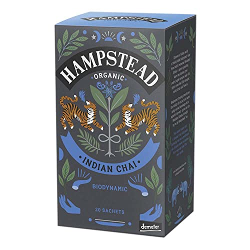 Hampstead Tea | Energy Chai | 2 x 4 x 20 bags von Hampstead Tea